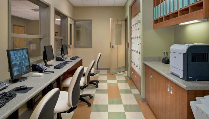 Adult Patient Room