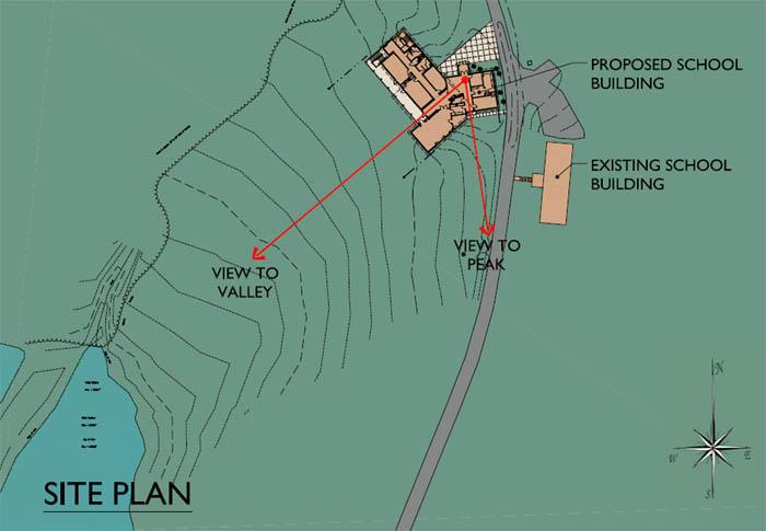 Eckerd Site Plan