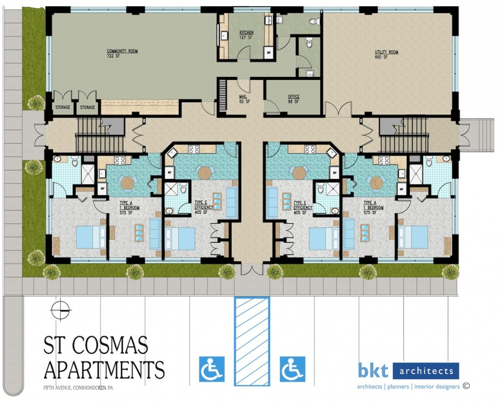 cosmas apartments