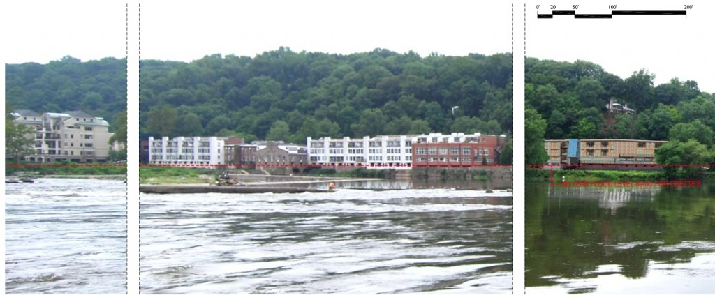 Delaware River View - Water View, Water Works, & the River House at Odette's